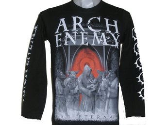 LONG-SLEEVED T-SHIRT: ARCH ENEMY  (Size XL)