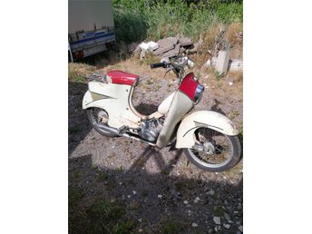 Nymans moped