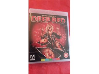 Deep Red (Arrow) Blu Ray