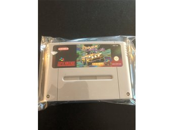 Power Drive SNES EUR