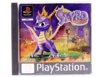 Spyro the Dragon - PS1 - PAL (EU)