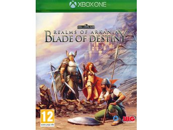 Realms of Arkania Blade of Dest (XBOXONE)
