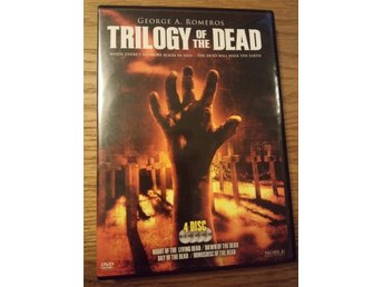 Trilogy of the Dead - 4 disc