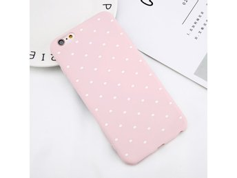 Dotty Case iPhone 7+/8+ - Rosa