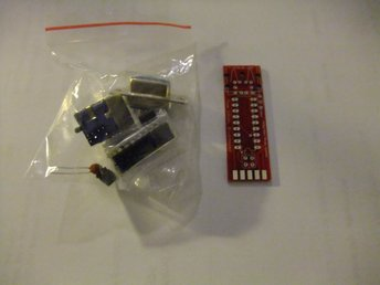 Amiga/Atari ST PS/2 Adapter KIT USB Version RED EDITION