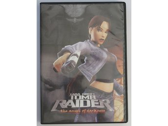 Lara Croft Tomb Raider The Angel of Darkness Eidos PC CD ROM 2-disc