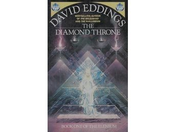 The Diamond Throne, David Eddings (Pocket Eng)