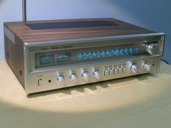 Vintage Fisher Stereo Receiver Model RS-1052