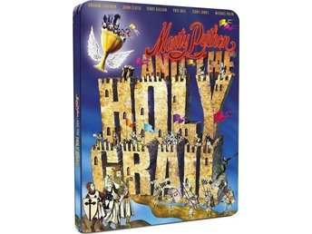 Monty Python And The Holy Grail (Limited Steelbook) John Cleese Michael Palin