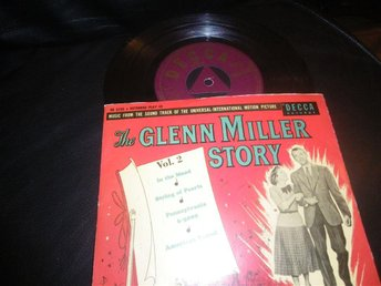 the glenn miller story vol 2 ep
