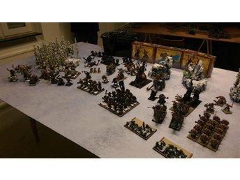 Massiv Warhammer Ogre Kingdoms Armé - Fantasy, Age of Sigmar, T9A - Bandhagen - Massiv Warhammer Ogre Kingdoms Armé - Fantasy, Age of Sigmar, T9A - Bandhagen