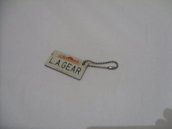 Nyckelring California L.A Gear The Golden State keychain & keyring USA Amerika