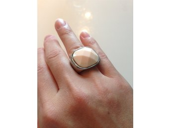 Ring rosa strlk 16