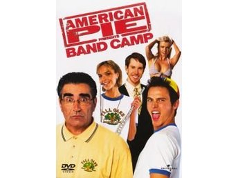 DVD - American Pie: Band Camp (Beg)