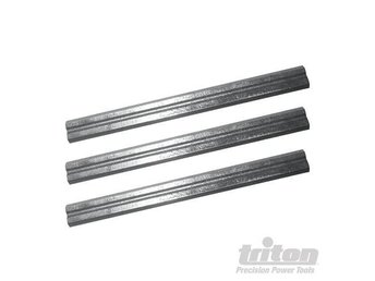 Trition spare replacement 180mm Planer Blades 3pk 928758