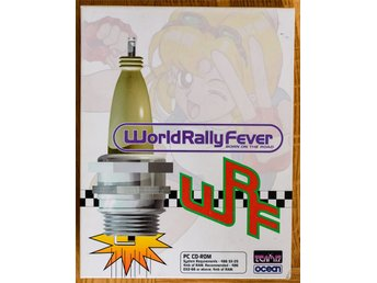World Rally Fever PC CD