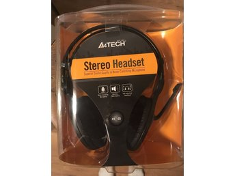 A4TECH Headset Stereo Gaming