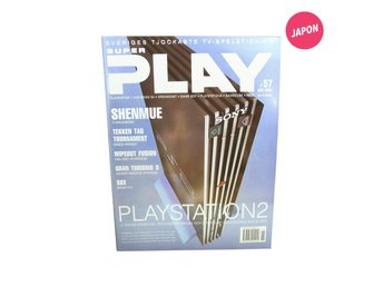 "Super Play, Nr 57 2000 ""Playstation 2"""