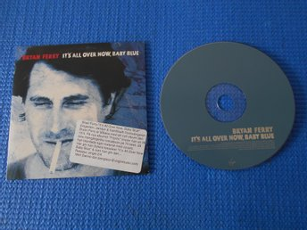 Bryan Ferry - It´s All Over Now, Baby Blue RARE PROMO !!!!!