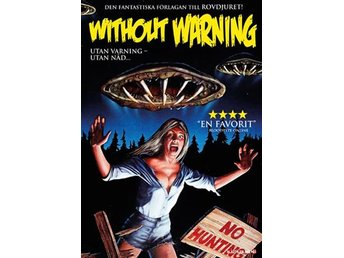 Without warning (DVD)