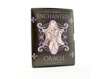 Enchanted Oracle (Includes 36-Card Deck, Book, Silver Or 9780738714103