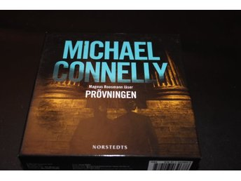 CD-bok: Prövningen - Michael Connelly