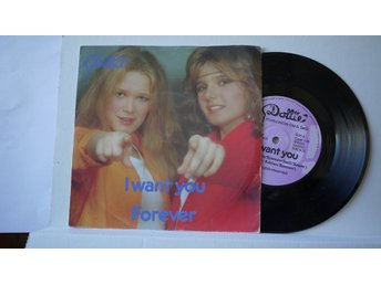"Dollie - I Want You      7""   Norge"