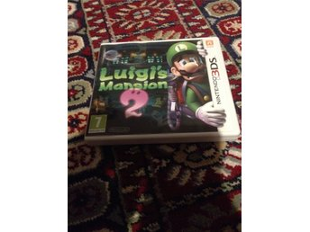 Luigis Mansion 2