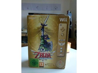 Zelda Skyward Sword - Limited Edition