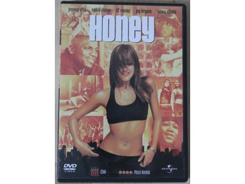 DVD Honey / Jessica Alba / Dans
