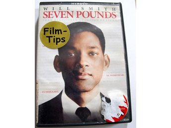 Seven pounds Will Smith dvd