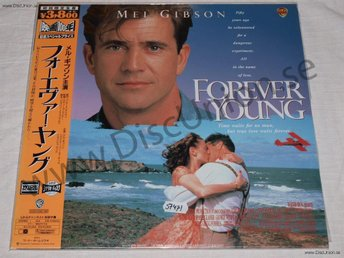 FOREVER YOUNG - WIDESCREEN JAPAN LD