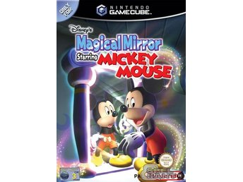 Disneys Magical Mirror Starring Mickey Mouse (Bergsala)
