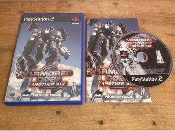 Armored Core 2 Another Age - Playststion 2 - PS2