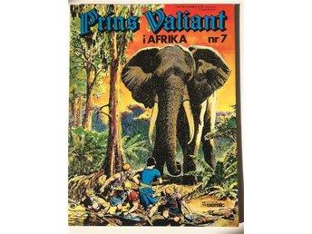 Prins Valiant - I Afrika 1976 - Lycksele - Prins Valiant - I Afrika 1976 - Lycksele