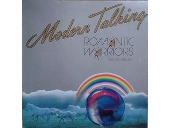 Modern Talking titel*? Romantic Warriors The 5th Album*Europop, Disco, Synth-pop - Hägersten - Modern Talking titel*? Romantic Warriors The 5th Album*Europop, Disco, Synth-pop - Hägersten