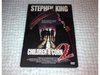 Children Of The Corn 2 - DVD Film (1992) - rysare / skräck - Stephen King - Malmö - Children Of The Corn 2 - DVD Film (1992) - rysare / skräck - Stephen King - Malmö