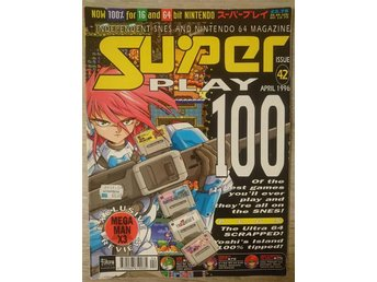 Super Play,  April 1996, issue 42 (eng.)