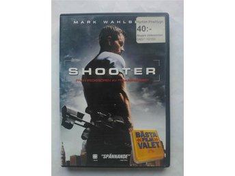 DVD - Shooter - Kallinge - DVD - Shooter - Kallinge