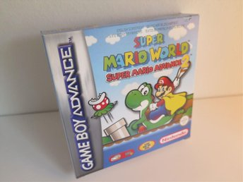 Super Mario World, Super Mario Advance 2 till Gameboy Advance GBA