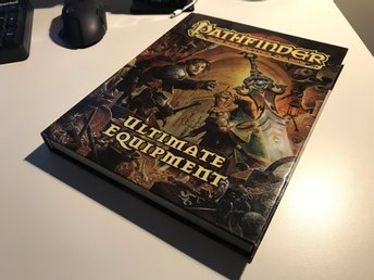 Pathfinder Roleplaying Game - Ultimate Equipment