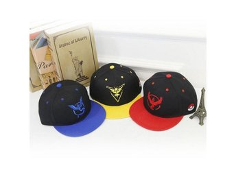 Pokemon Go Keps Cap Team Mystic