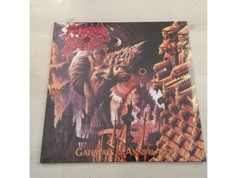 MORBID ANGEL - GATEWAYS TO ANNIHILATION. NEW LP.