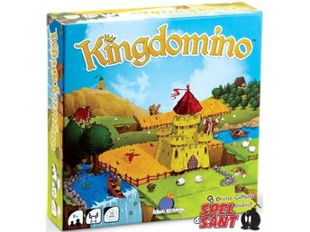 Kingdomino (Svensk Version)