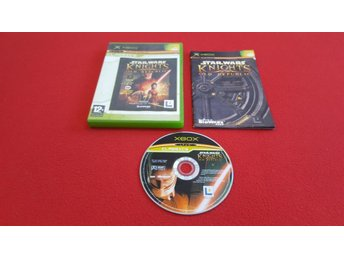 STAR WARS KNIGHTS OF THE OLD REPUBLIC till Xbox