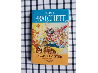 Svartkonster / Terry Pratchett