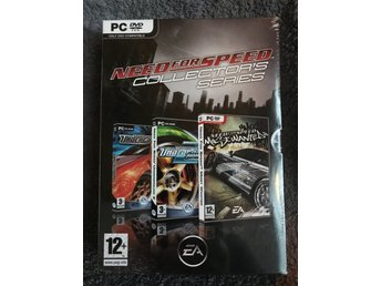 Need for Speed - Collectors Series - PC