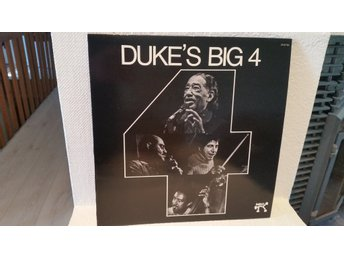 Duke Ellington Quartet - Duke´s big 4 (I toppskick!)