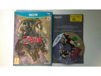 Nintendo Wii U: Zelda: Twilight Princess HD