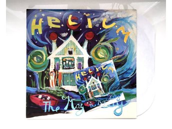 Helium - The Magic City. Vinyl. Svårt album, fint skick!